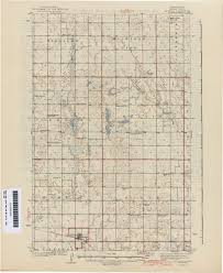 Mc Maps North Dakota Historical Topographic Maps Perry Castañeda Map