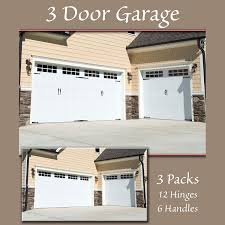 3 Door Garage by Amazon Com Household Essentials 240 Hinge It Magnetic Decorative