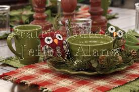 Holiday Table Decorations by Holiday Table Settings Home Decor Holiday Table Settings
