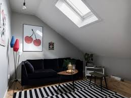 comfortable and cozy 30 attic apartment inspirations decor advisor your attic living room can quickly get a closed lofty vibe to it to keep the space open take a leaf out of gravity home s book and stick to little coffee