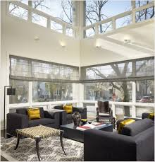 interior design perfect way to create high ceiling window
