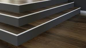 laminat treppen treppenkantenprofilsysteme für parkett und laminat küberit