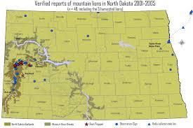 Nd Map Mlf North Dakota Habitat