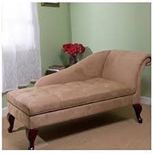 bedroom chaise amazon com chaise chair lounge sofa with storage for living room or
