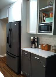 gap between fridge and cabinets help with a gap between upper kitchen cabinets and ceilings