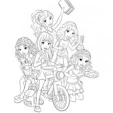lego friends coloring page lego friends printable coloring pages lego friends coloring pages