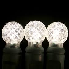 round g12 warm white led christmas lights