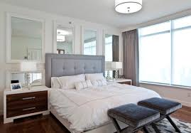 3 best spots for bedroom mirrors