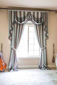 Blue Swag Valance Luxury Swags And Tails Valance Curtain Drapes