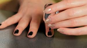 how to do a black design nail art designs youtube