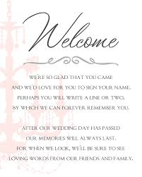 how to write a wedding program signatures by wedding program guestbook sign and reserved