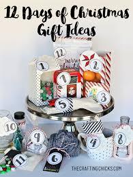 christmas gift ideas days of christmas gift ideas