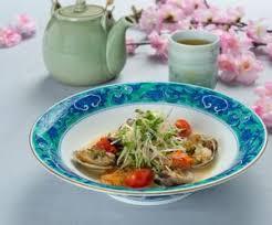 cuisine cherry a la carte springtime menu at yamazato seasonal cuisine inspired