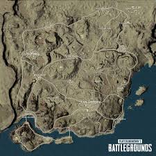 louisiana map city names playerunknown s battegrounds reveals desert map s name and town