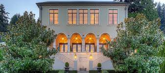 luxury homes in bellevue wa listing of the day stately lake sammamish home in bellevue