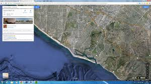California Maps Newport Beach California Map