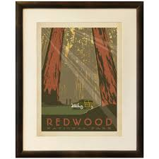 Anderson Design Group Home Of The Spirit Of Nashville by Anderson Design Group Redwood National Park Print Huckberry