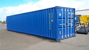 shipping containers at donnelly cabins northern ireland