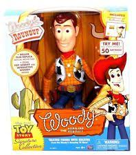 toy story talking sheriff woody action figure model 5875857 ebay
