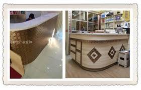 modern back with glue metal mosaic tile kitchen backsplash living