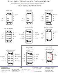 wiring diagrams coastal switches