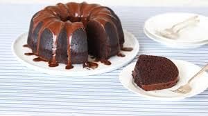 glazed chocolate bundt cake sweet talk with lindsay strand youtube