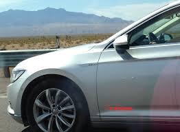 volkswagen passat wagon next generation vw passat wagon 4motion tdi weather testing