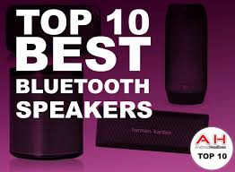 top 10 best bluetooth speakers for your android smartphone