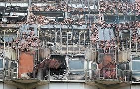 Bergmannsheil Bochum Haus 3 Großeinsatz Für Feuerwehr Dramatische Lage Im Bergmannsheil Bochum
