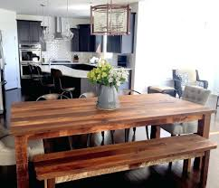 Diy Industrial Dining Room Table Astounding Plank Dining Table Decor Download Vintage Industrial