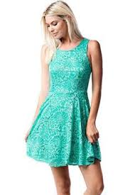 solid green jersey knit dress with braided belt 27 99 dresses