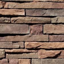 shop coronado chablis faux stone veneer at lowes com