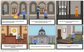 gregory lee johnson storyboard storyboard by parkerfischer