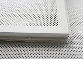 Suspended Ceiling Tile by Fireproof Dropped Acoustical Ceiling Tiles Lay In For Building