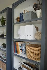 Diy Bookshelves Plans by Check Out The Diy Bookshelves In This Home Office Office