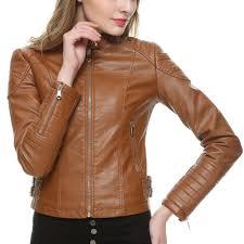 ladies bike jacket online buy wholesale biker leather jacket from china biker leather