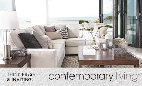 contemporary livingroom furniture contemporary living furniture from homestore