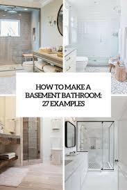 Basement Decorating Ideas How To Make Bathroom In Basement Decoration Ideas Collection