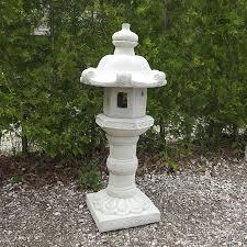 lt014 pagoda concrete ornamental concrete for lawn