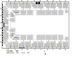 Comedy Barn Seating Chart Ector County Coliseum Events Concerts Rodeos Trade Shows