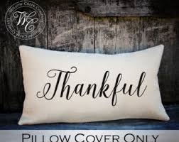 thanksgiving pillows etsy