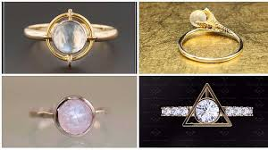 harry potter inspired engagement ring twenty amazing harry potter inspired engagement rings closer