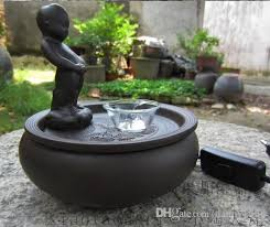 Decorative Water Fountains For Home by Water Fountains Indoor Ceramic Crafts Angel Fountain Humidifier