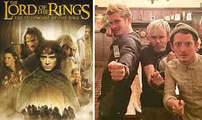of the lord of the rings cast reunite in hilarious