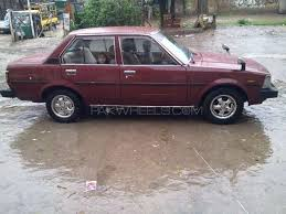 1982 toyota corolla for sale toyota corolla se limited 1982 for sale in peshawar pakwheels