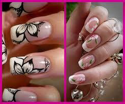 decoraciondeñasflores diseñosdeñasdecoradasconflores nailsdecoracióconflores