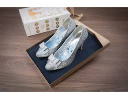 wedding shoes harrods harrods disney cinderella high heel glitter slippers shoes prom