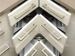 cuisine meuble d angle bas les placards et tiroirs