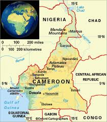Map Of Cameroon Featured Tck Amanda U2013 Aliens At Home