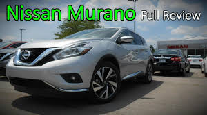 nissan rogue hybrid mpg 2016 nissan murano full review s sv sl platinum u0026 hybrid
